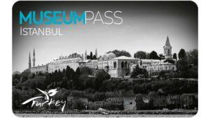 Museum card Istanbul
