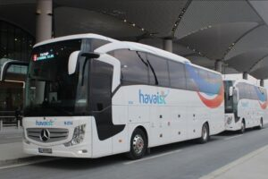 How to get from Istanbul airport to city center