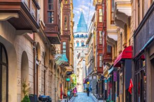 Where to stay in Istanbul for tourist