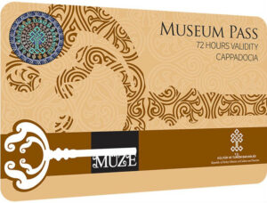 Museum pass Cappadocia