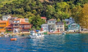 Istanbul Bosphorus tour and Anadolu village
