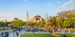 Haghia Sophia TOP 15 places in Istanbul