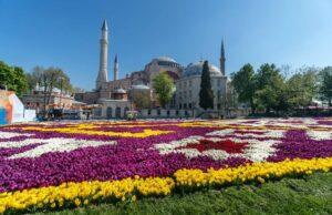 Tulip Festival in Istanbul