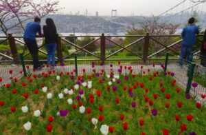Otağtepe view point Istanbul