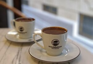 Taksim and Istiklal best coffee