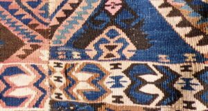 Turkish rugs Hakkari rug