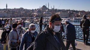 Lockdown in Istanbul