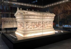 Archaeological Museum in Istanbul