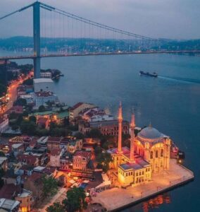 TOP-10 Mosques in Istanbul