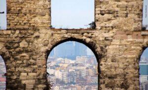 Aqueduct of Valens Istanbul